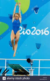 Rio de Janeiro, Brazil. 14 August 2016 Abigail Johnston (USA Stock Photo -  Alamy