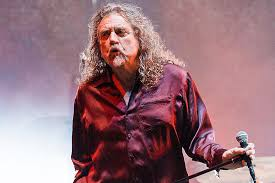 Robert Plant Recalls Being Told to Stop Singing 'Weird S---'