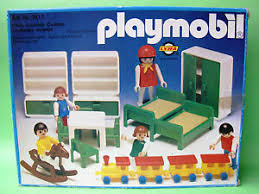 Playmobil Lyra 1976 Kids Room 3417 Mib Geobra Brandstatter Co Ovp Ebay