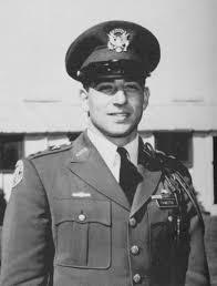 1960 Redwood ROTC headshot of Leon Panetta — Calisphere