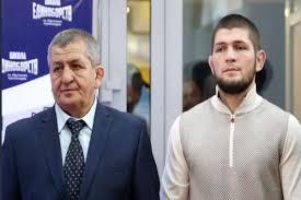 UFC star Khabib Nurmagomedov's father ...