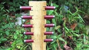 diy shooting tree for 22 plinking fun