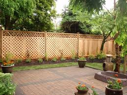 Best Backyard Privacy Fence Ideas Givdo Home Ideas Backyard Fence Ideas For Nature Lovers