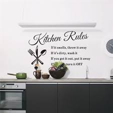 Kitchen Wall Stickers Prices From 2 Usd And Real Reviews On Joom
