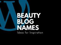 beauty names