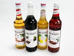 monin syrups blend tea and coffee