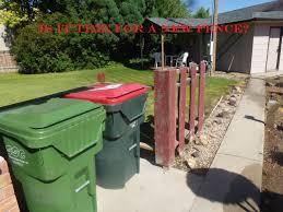 Installing A Vinyl Fence From Simtek Dengarden Home And Garden