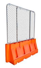 Barricade Fence Panel Plastic Barricade Fencing Otw