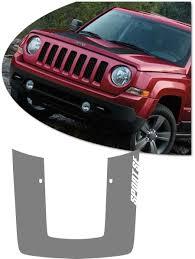 Jeep Patriot Hood Graphic Kit 1 Sport Se Limited Latitude Altitude Mopar 6cg85rxfaa