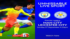 Manchester City vs Leicester City (2-5) - Goals and Highlights - YouTube