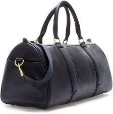 leather gym bag mens zara jaguar