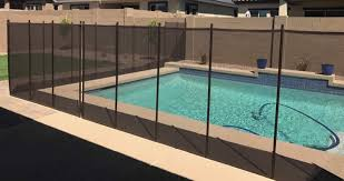 Pros And Cons Of Mesh Fence Pool Fence Guide