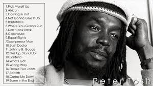 Peter Tosh: The Very Best Of Peter Tosh - Peter Tosh Mixed Playlist -  YouTube
