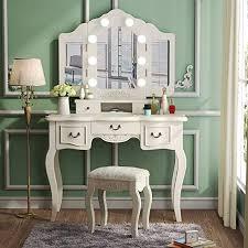 com tribesigns vanity set with