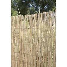 Backyard X Scapes 192 In W X 72 In H Natural Reed Outdoor Privacy Screen In The Outdoor Privacy Screens Department At Lowes Com