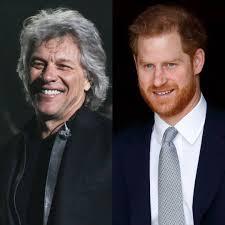 Jon Bon Jovi Reveals His New Nickname for Prince Harry - E! Online ...