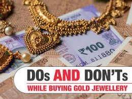 gold jewellery calculation how