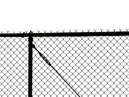 Fence Chain Link Border Free Image On Pixabay
