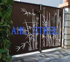 Customized Laser Cut Modern Garden Panels Fence Manufacturers Suppliers Factory Direct Price Anhuilong