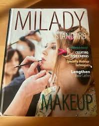 milady standard makeup by mice d
