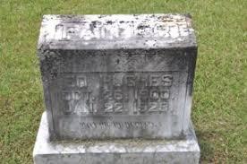 Virgil Eddie Hughes (1900-1928)   WikiTree FREE Family Tree