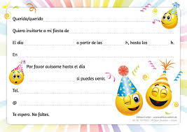 Edition Colibri 10 Invitaciones Cumpleanos Infantil En Espanol
