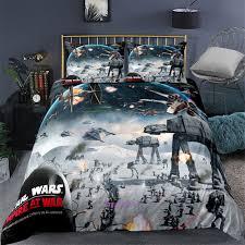lego star wars reversible duvet cover