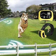 Hidden Dog Containment System German Shepherd Planet Wireless Dog Fence Dog Fence Pet Fence