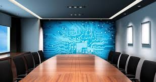 Artistic Circuit Board Wall Murals Dezign With A Z