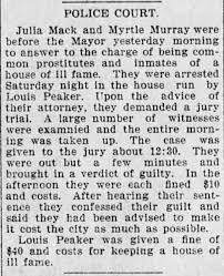 Louis Peaker - Newspapers.com