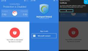 Hotspot Shield Free VPN App Now Available For Windows Phone ...