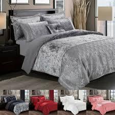 duvet quilt cover bedding set double