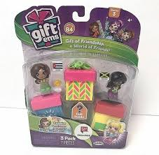 jakks pacific gift ems a world of