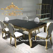 china modern stainless steel gold frame