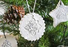 50 salt dough ornaments