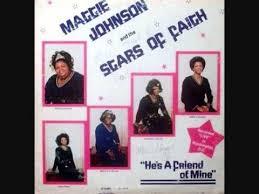 "He's A Friend of Mine""- Mattie Johnson & Stars of Faith of Washington, DC  (With images) | Faith, Johnson, Friends"