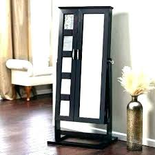 full length mirror jewelry storage