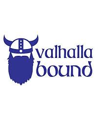 Valhalla Bound Vinyl Decal Viking Bumper Sticker Perfect Norse Rune Scandinavian Gift Wickedgoodz