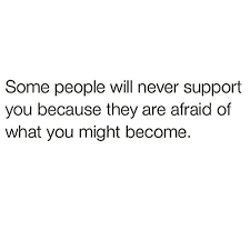 don t let those who don t support you bring you down surround