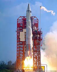 Cohete espacial - Wikipedia, la enciclopedia libre