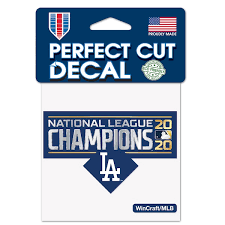 Official Los Angeles Dodgers Car Decals Dodgers Auto Truck Emblems Mlbshop Com