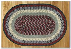 5x7 oval rug pad rugs home design