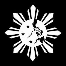 Philippine Island Sun Star Custom Car Decal Sticker 5 X 5 Ebay