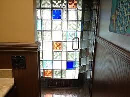 colored glass block color glass block