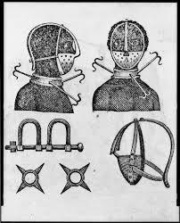 """ALBIDAR on Twitter: """"""""Le masque de Fer"""", 1807. Publicité pour un masque de  fer qui servait à l'époque de l'esclavage, aux #EtatsUnis #esclavage # esclave #Slavery #slavetrade #slave… https://t.co/nj6Ytx0Eel"""""""