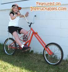 chopzone homebuilt chopper bike plans