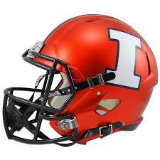 2017 Illinois Football Helmet PNG HD ...
