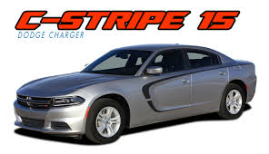 C Stripe 15 Dodge Charger Stripes Charger Decals Charger Vinyl Graphics