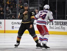 NHL Fight; Heavyweight Ryan Reaves VS Adam McQuaid - Net sports 247
