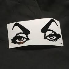 Vampire Babe Vinyl Decal Sticker Nu Goth Alternative Apparel Build Your Empire Clothing Co